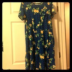 Rose Carly Dress